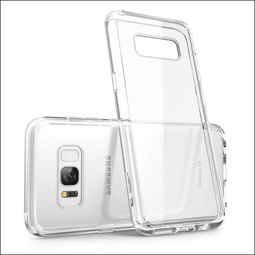 i-Blason Galaxy S8 Clear Case