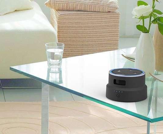 Best Amazon Echo Dot Portable Battery Base