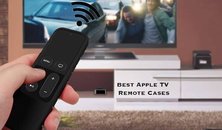 Best Apple TV Remote Cases and Covers