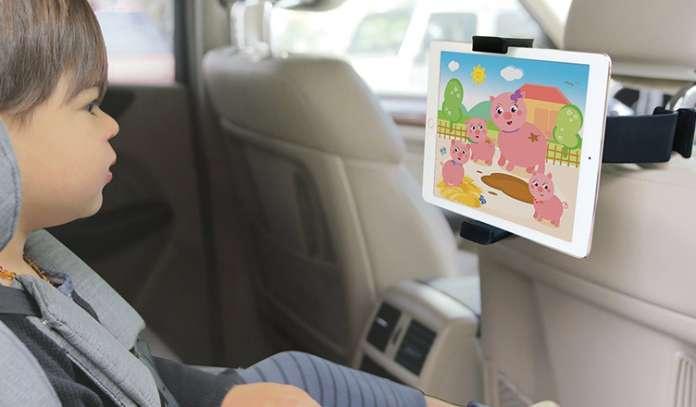 Best iPad Pro Headrest