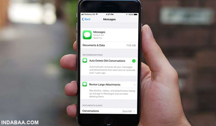 How to Auto-Delete Old iMessage Chats on iPhone or iPad in iOS 11