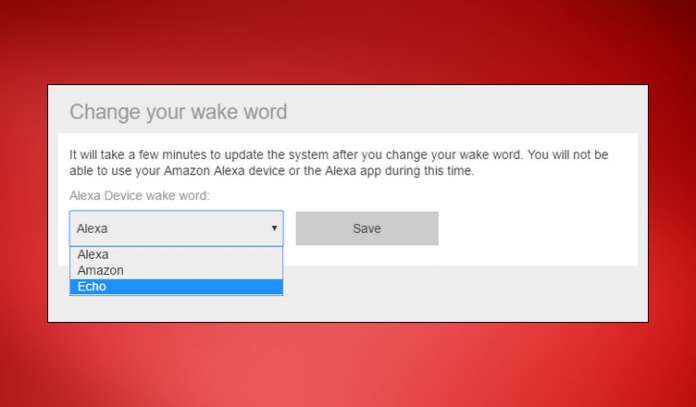 How to Change or Customize Alexa Wake Word