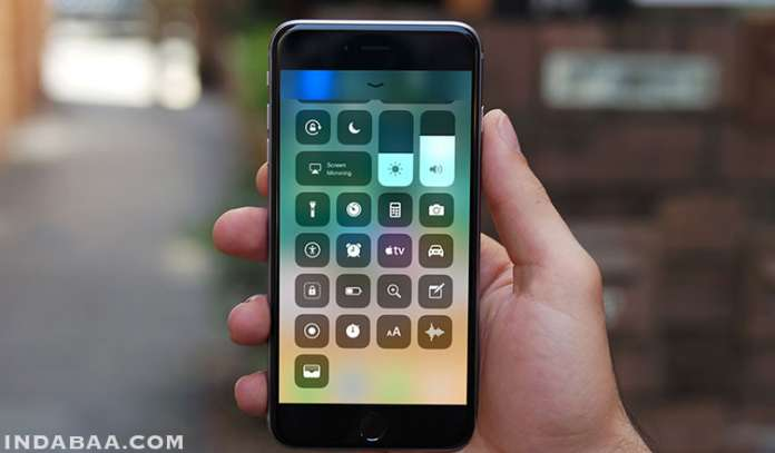 How to Customize Control Center in iOS 11 on iPhone or iPad
