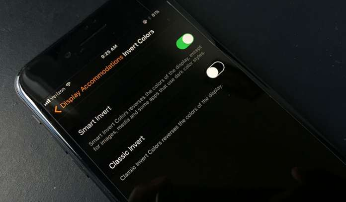 How to Enable Dark Mode in iOS 11 on your iPhone or iPad