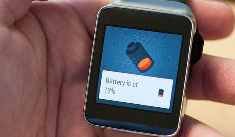 How to Fix Android Wear Smartwatch Battery Drain Problem