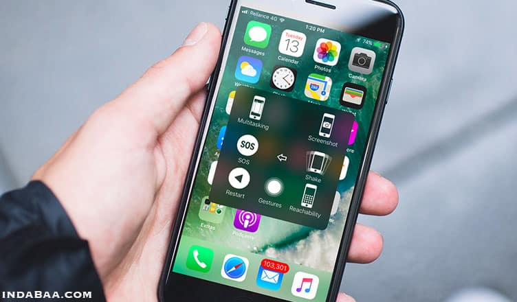 How to Restart iPhone or iPad Without Home Button and Power
