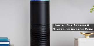 How to Set Alarms and Timers on Amazon Echo Using Alexa