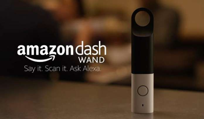 How to Set Up Amazon Dash Wand on iPhone and Android Phone