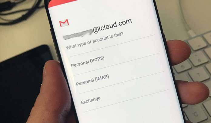 How to Set up an iCloud Email Account on Android Phone
