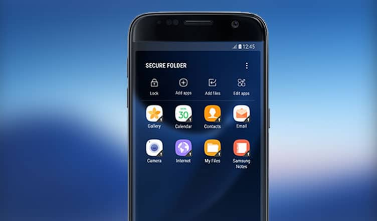 How to Setup and Use Samsung Secure Folder on Galaxy S8