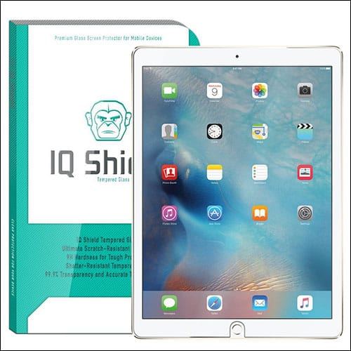 IQShield iPad Pro 10.5 Inch Screen Protector