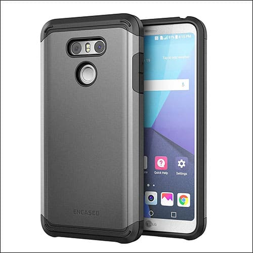 LG G6 Case Scorpio R5 Premium Tough Protection