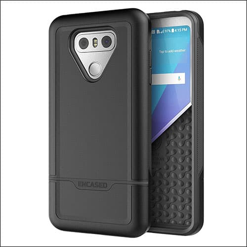 LG G6 Tough Case from Rebel Series