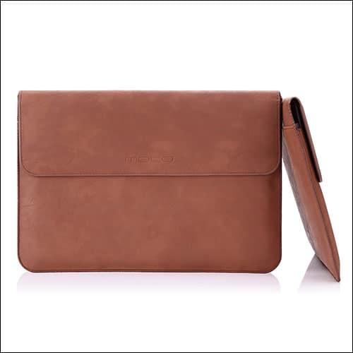 MoKo leather iPad Pro 10.5 Sleeve