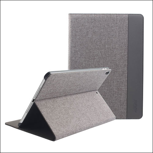Mutural iPad Pro 10.5 Inch Leather Case