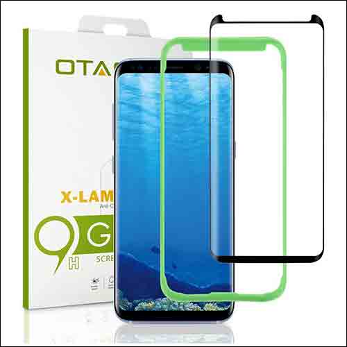OTAO Samsung Galaxy S8 Plus Screen Protector