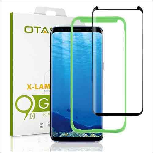 OTAO Samsung Galaxy S8 Screen Protector