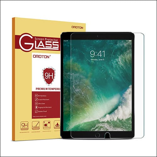 Omoton iPad Pro 10.5 Inch Screen Protector