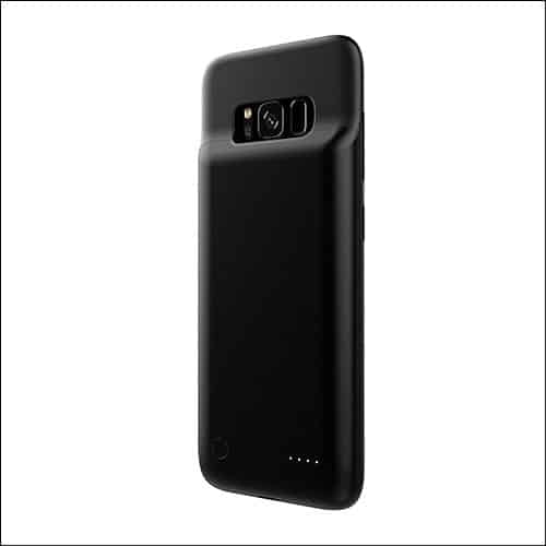 Pantheon Galaxy S8 Battery Case