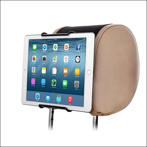 TFY iPad Pro Headrest