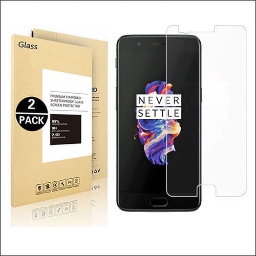 Vigeer OnePlus 5 Screen Protector