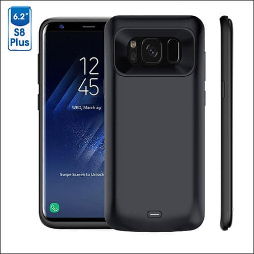 Vproof Best Samsung Galaxy S8 Plus Battery Case