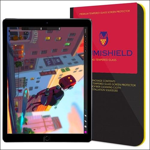 iLLumiShield iPad Pro 10.5 Inch Screen Protector