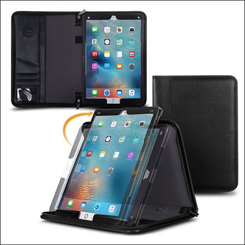 rooCASE iPad Pro 10.5 Inch Leather Case