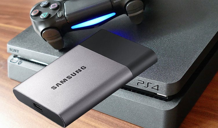 7 Best External Hard Drive for PS4: Store Your Favourite Games in PS4 Hard Disk.