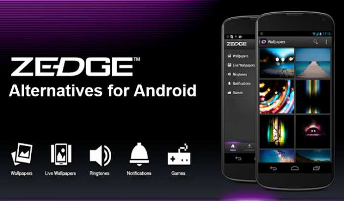 Best Zedge Alternatives for Android