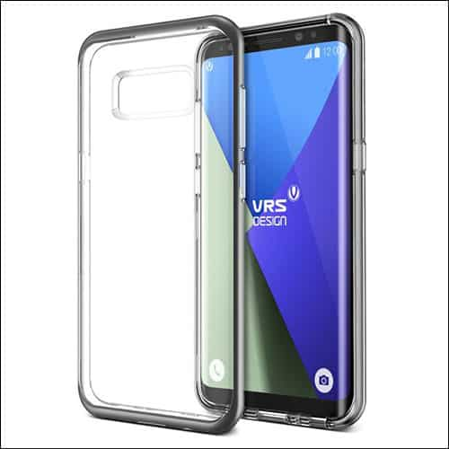 CRYSTAL BUMPER FOR GALAXY S8 and S8 Plus from VR Design
