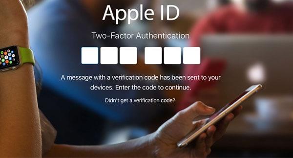 Enter verfication code