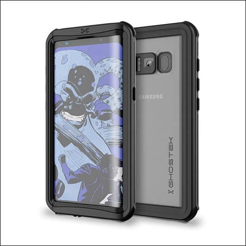 Ghostek Galaxy S8 Plus Waterproof Case