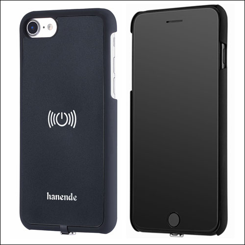 Hanende Wireless Receiver Case for iPhone 7