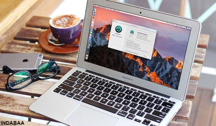 How to Back up Mac with Time Machine