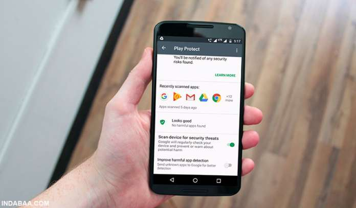 How to Enable or Disable Google Play Protect on Android Phone