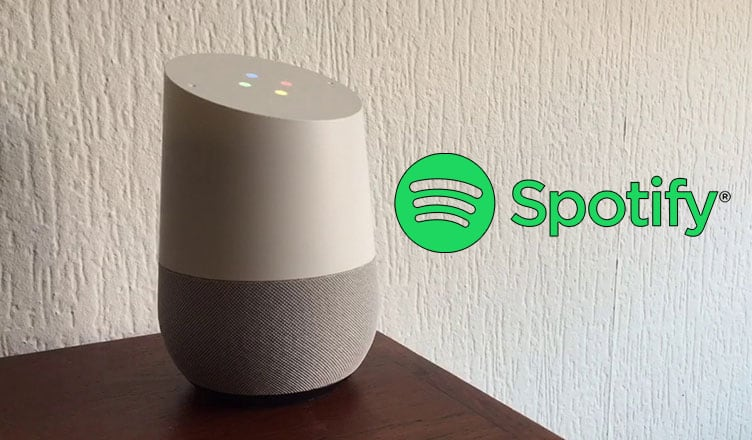 How to Play Spotify Music Playlist on Google Home