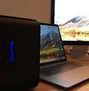 How to Set up MacBook Pro and eGPU for VR