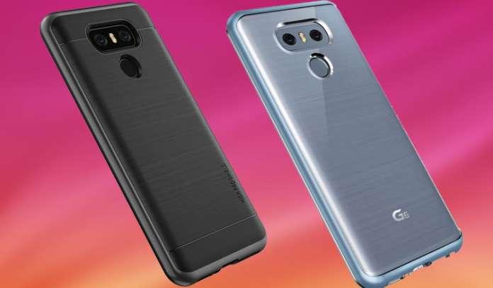 LG G6 Cases from VRS Design