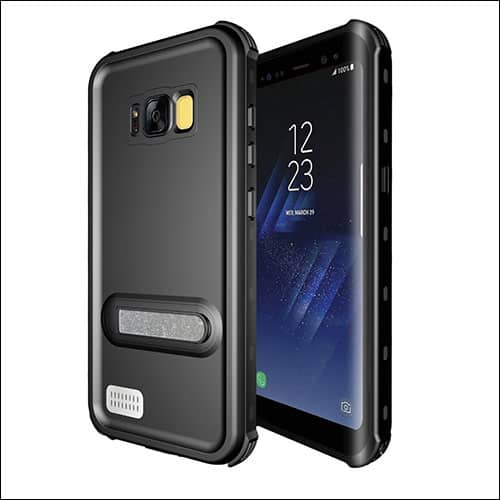 Mangix Galaxy S8 Plus Waterproof Case
