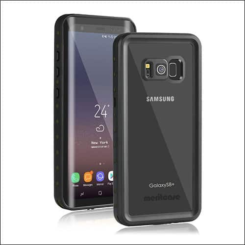 Meritcase Galaxy S8 Plus Waterproof Case