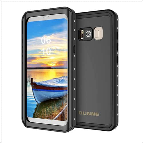 OUNNE Galaxy S8 Plus Waterproof Case