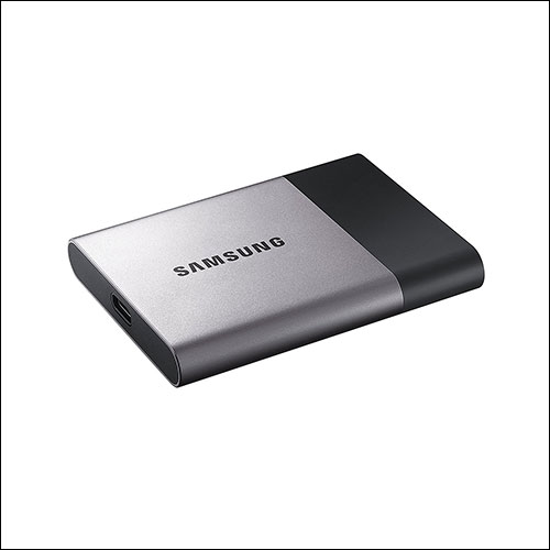 Samsung External Hard Drive for PS4