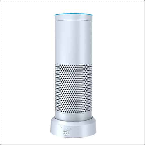 Smatree Portable Amazon Echo Batery Base