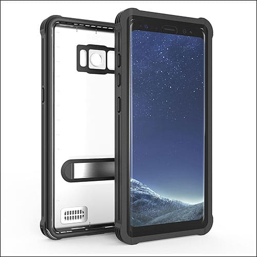 Sparin Galaxy S8 Plus Waterproof Case