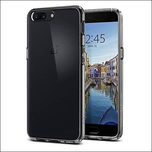 Spigen Ultra Hybrid Case for OnePlus 5
