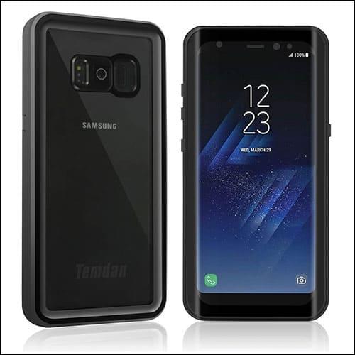 Temdan Galaxy S8 Waterproof Cases