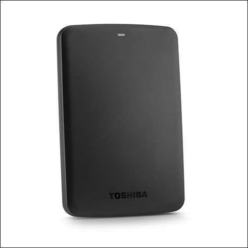 Toshiba External Hard Drive for PS4