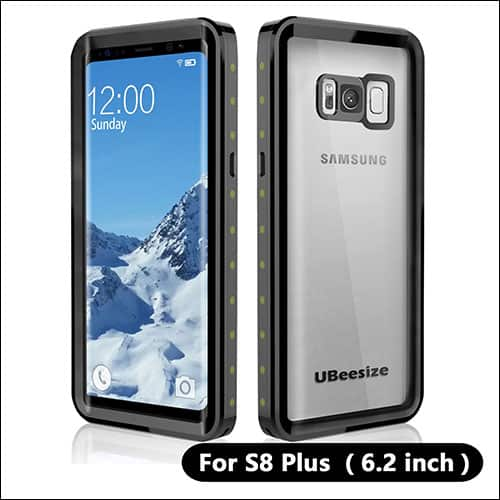 watch 1ee74 143e1 9 Best Waterproof Cases for Samsung Galaxy S8 Plus to Buy in 2017