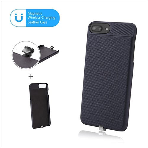 Wannap iPhone 7 Wireless Charging Case